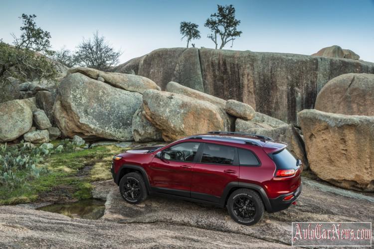 2014 Jeep Cherokee photos