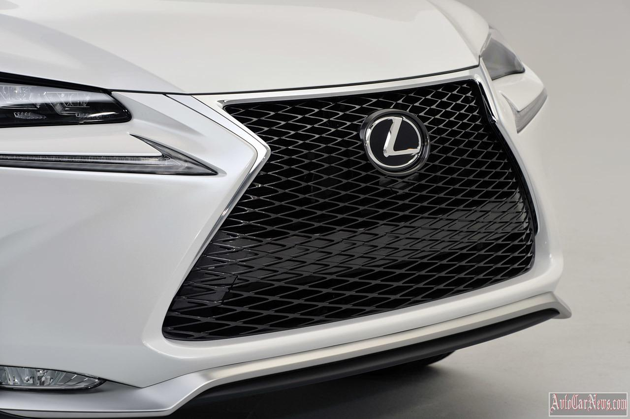 2015 Lexus NX 200t F Sport Photo
