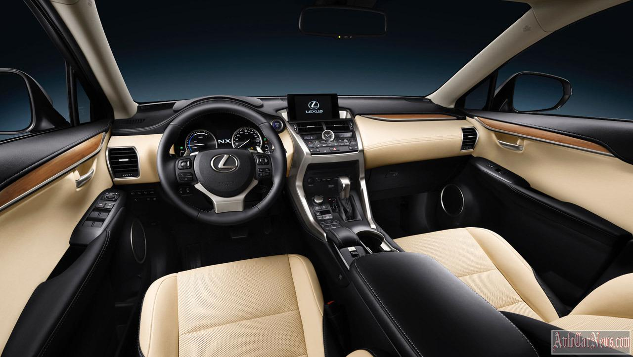 2015 Lexus NX Photo