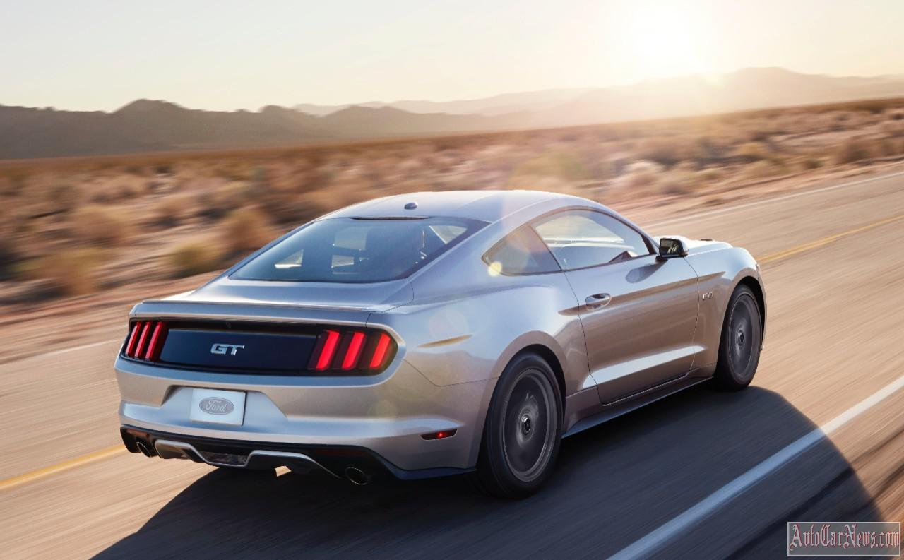 2015 ford mustang gt photos