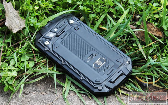 Smartfon conquest knight xv photo