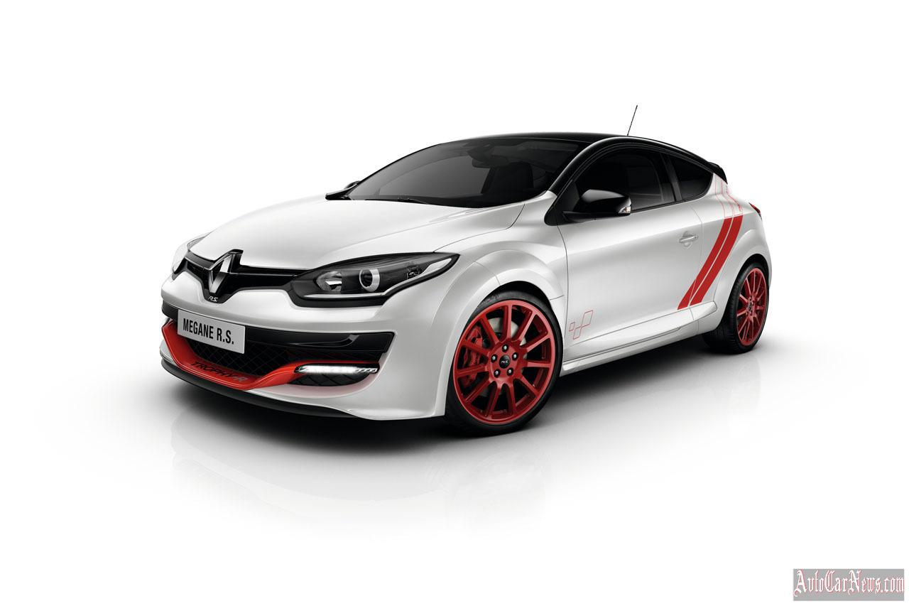 2014 Renault Megan RS275 Trophy-R Photo