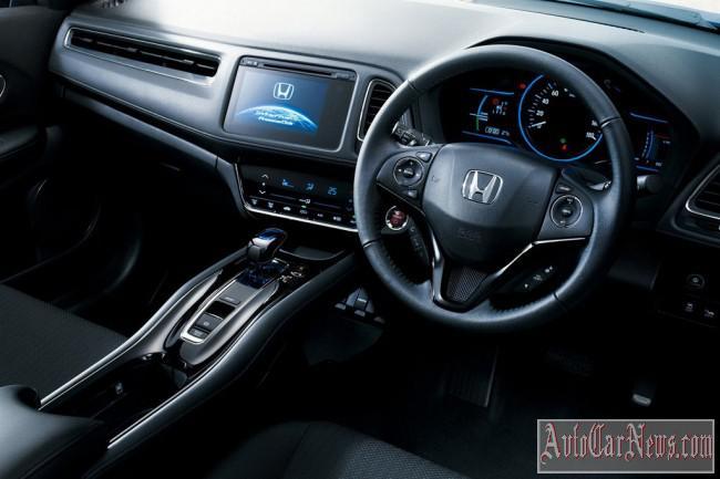 2015 Honda HR-V Photo
