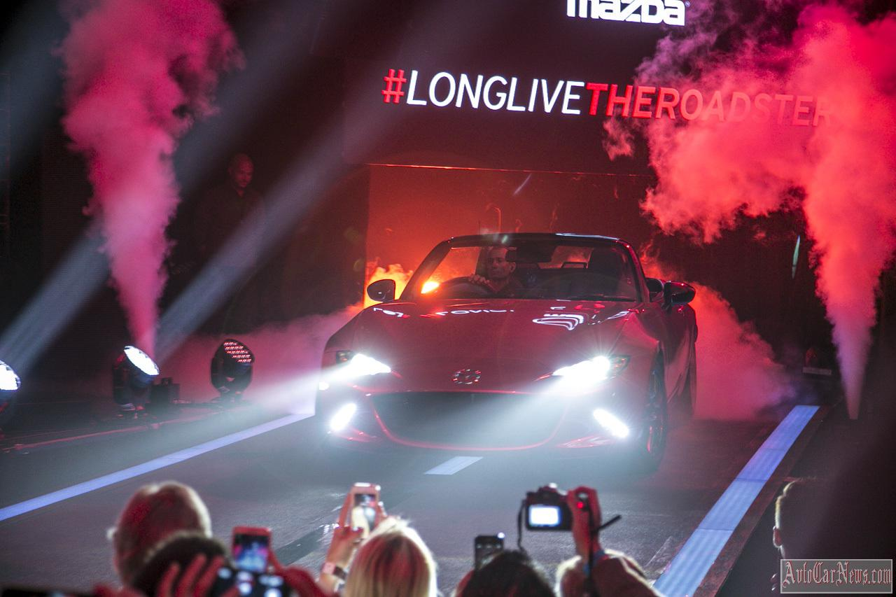 2015 Mazda MX-5 Photos