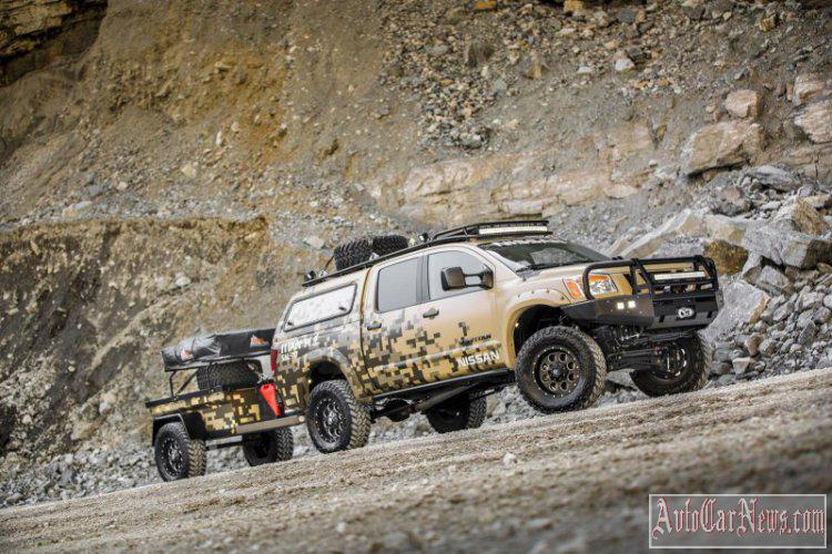 2015 Nissan Project Titan Photos