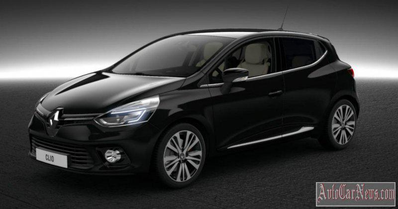 2015 Renault Clio Initiale Paris Photo