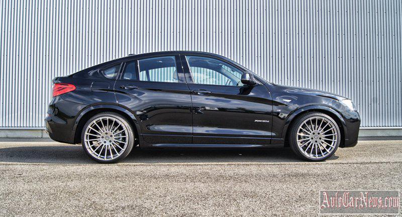 BMW X4 ot Hamann Motorsport Photo