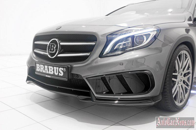 2014 Mercedes-Benz GLA Brabus Photo