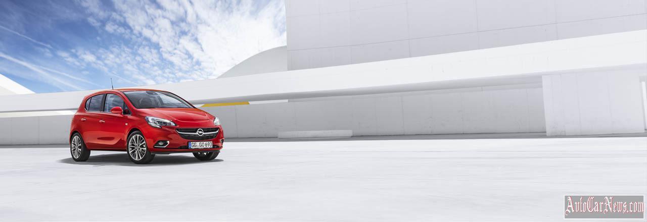 2015 Opel Corsa OPC Photos