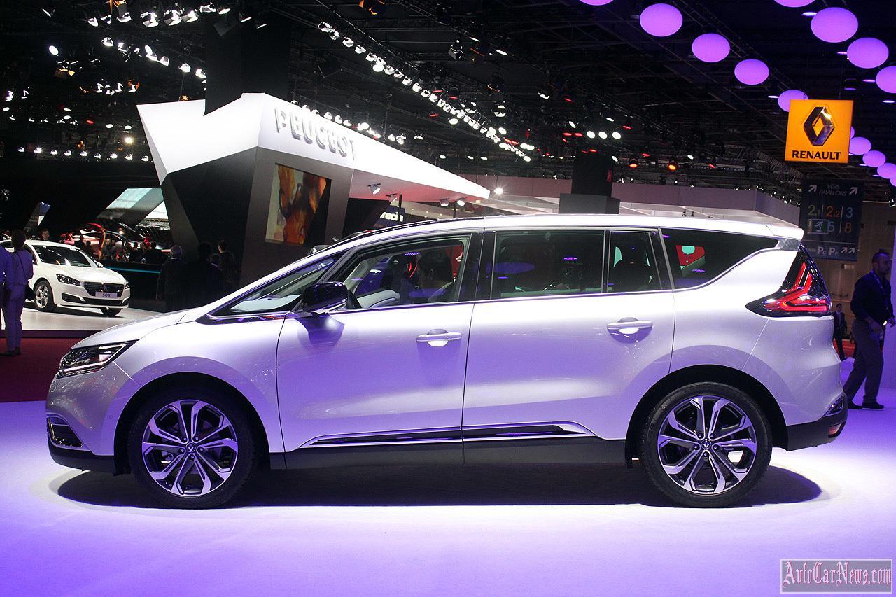 2015 Renault Espace Photo