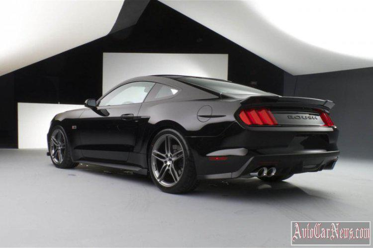 2015 Ford Mustang ot Roush Performance