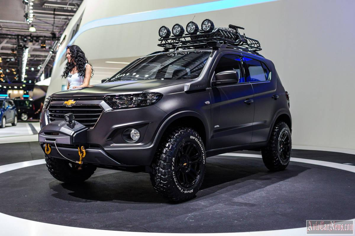2014 Chevrolet Niva 2 Photo