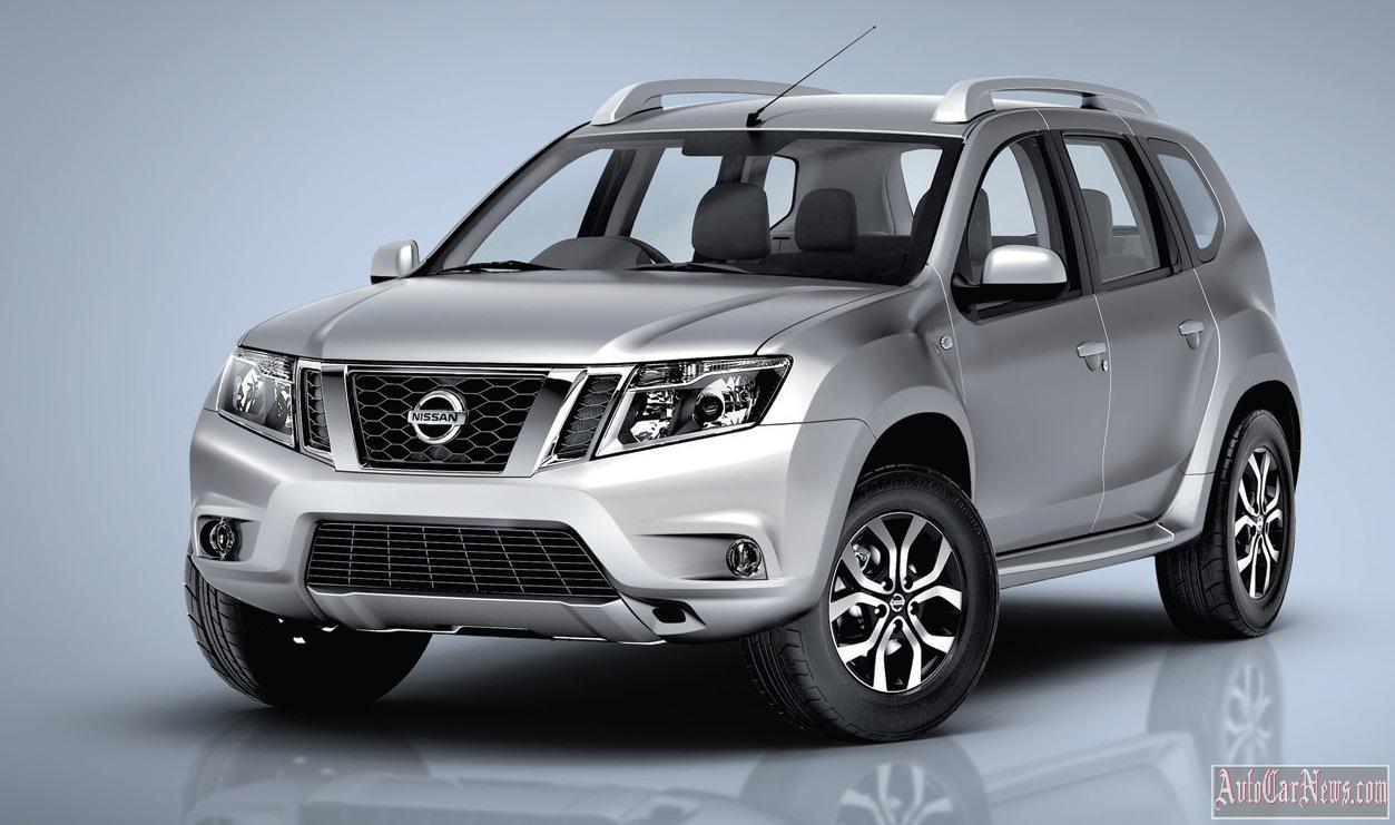 2014 Nissan Terano Photo
