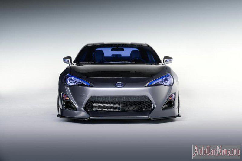 2014 Scion FR-S GT Channel Photos
