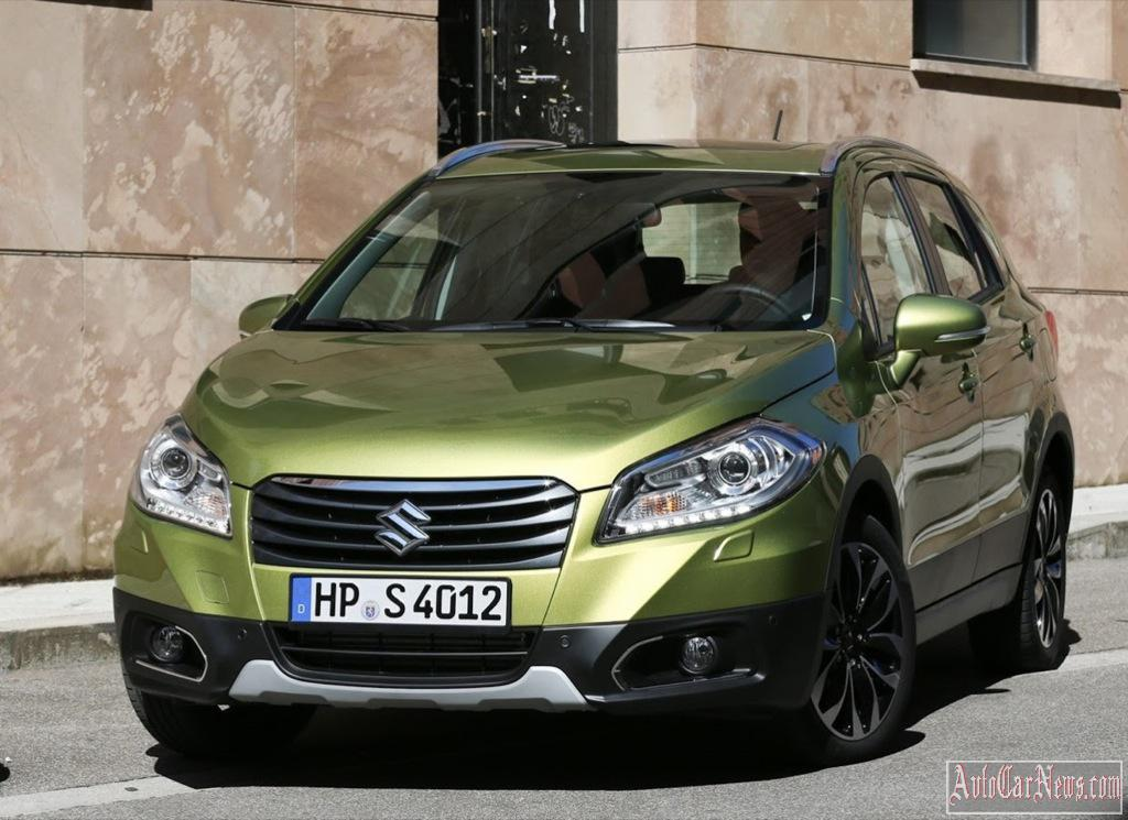 New 2014 Suzuki SX4 Photo