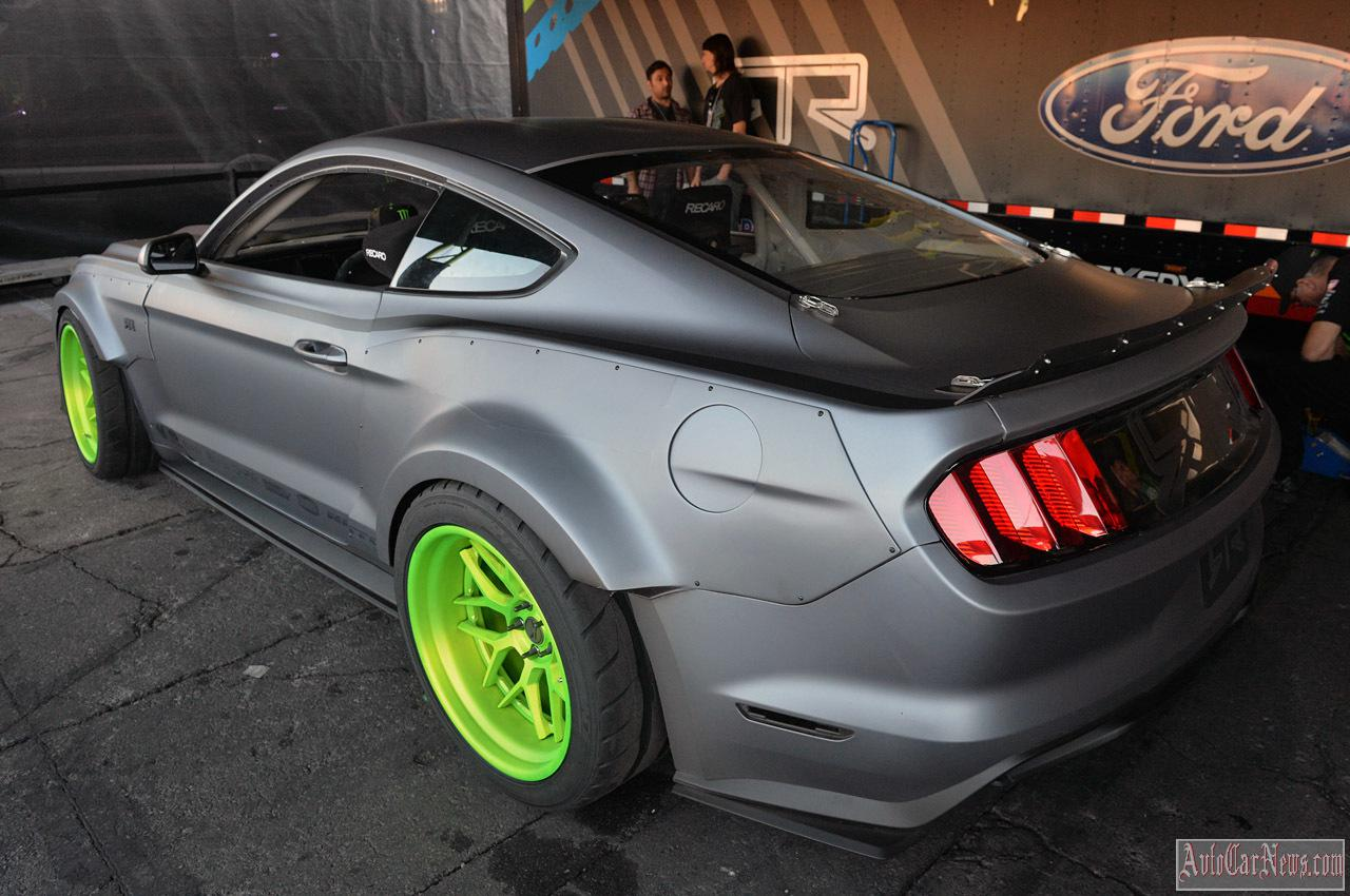 2015 Ford Mustang RTR Spec 5 Concept Photos