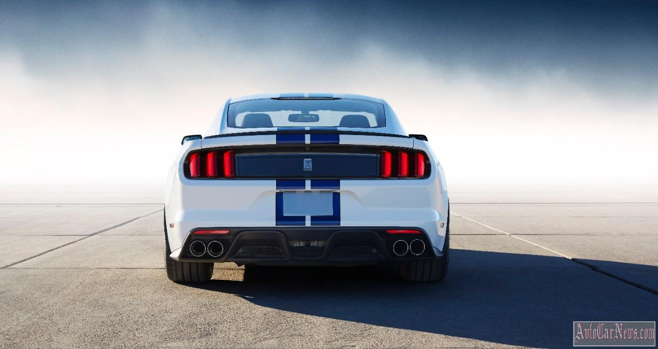 2015 Ford Mustang Shelby GT 350 Photos