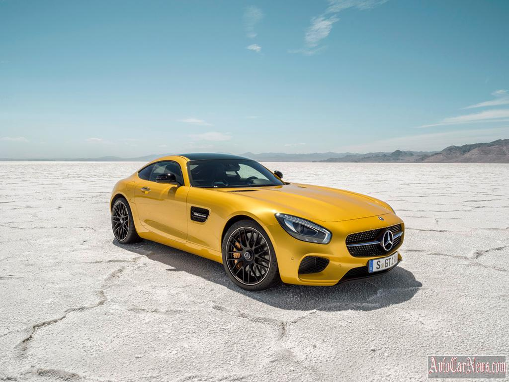 2015 Mercedes-AMG GT S Photo