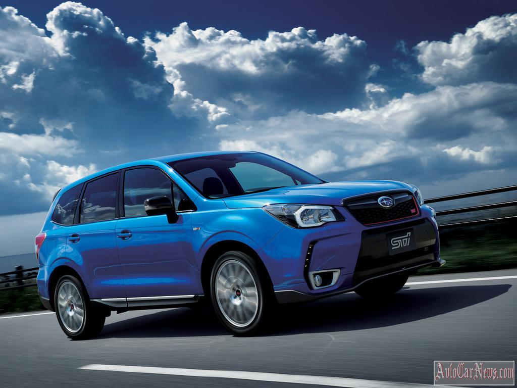 2015 Subaru Forester tS TSI Photo