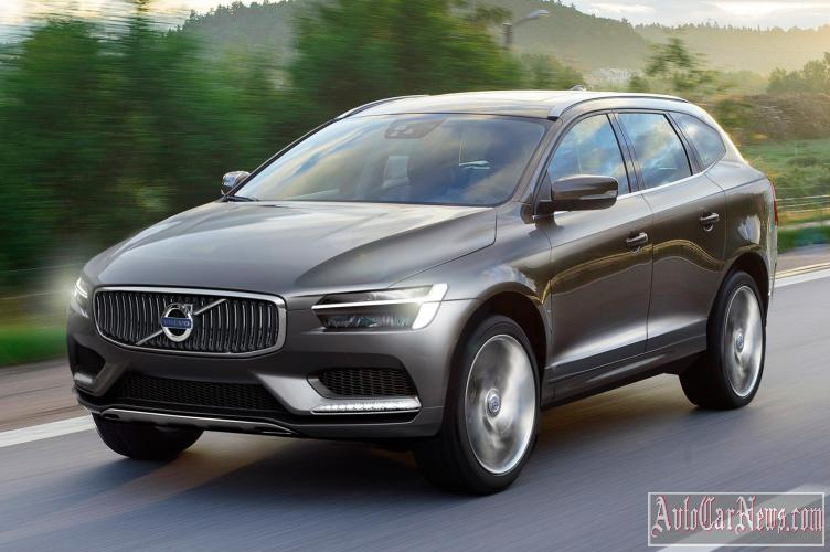 2015 Volvo XC90 in Russia Photo