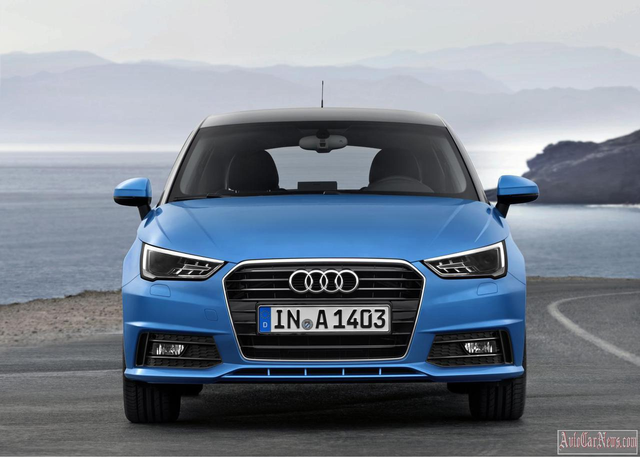 New 2015 Audi A1 Photos