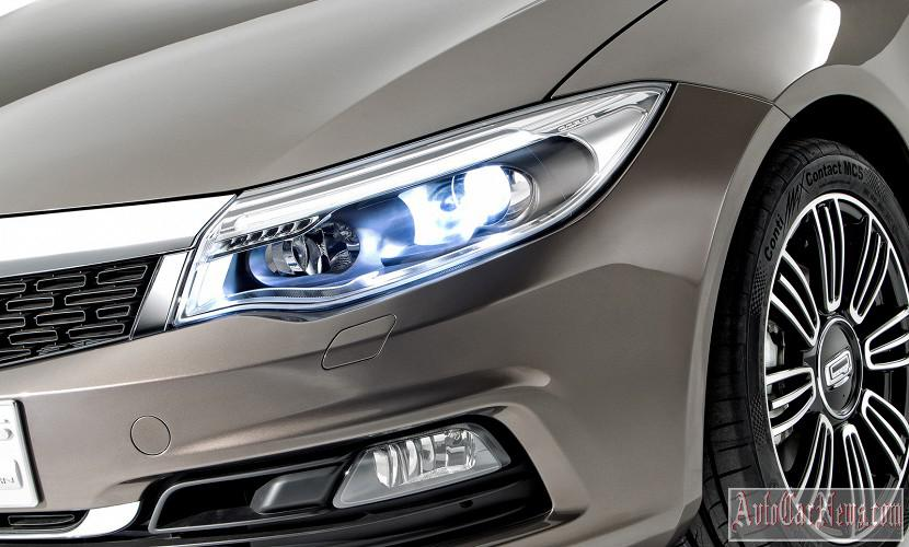 New model Qoros 3 & Qoros City SUV Photos