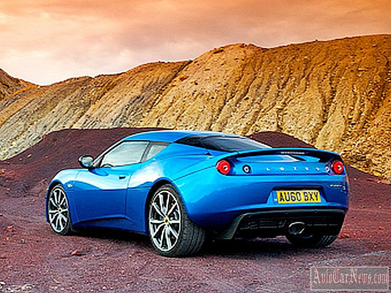 2015 Lotus Evora Paris Photo