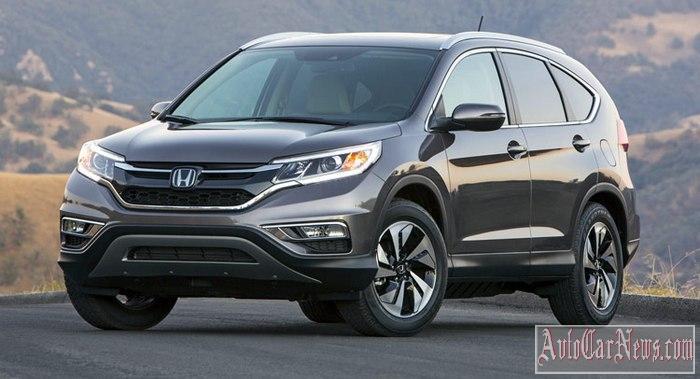 2015 Honda CR-V Photo