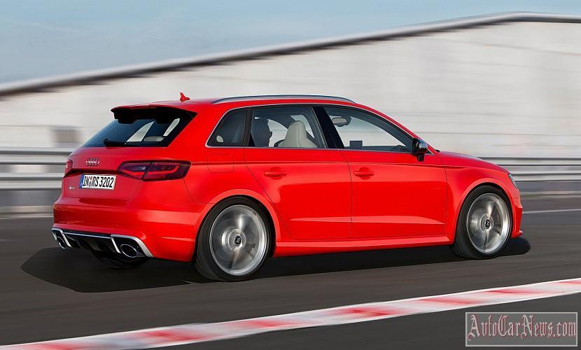 2015 Audi RS3 Sportback Photo