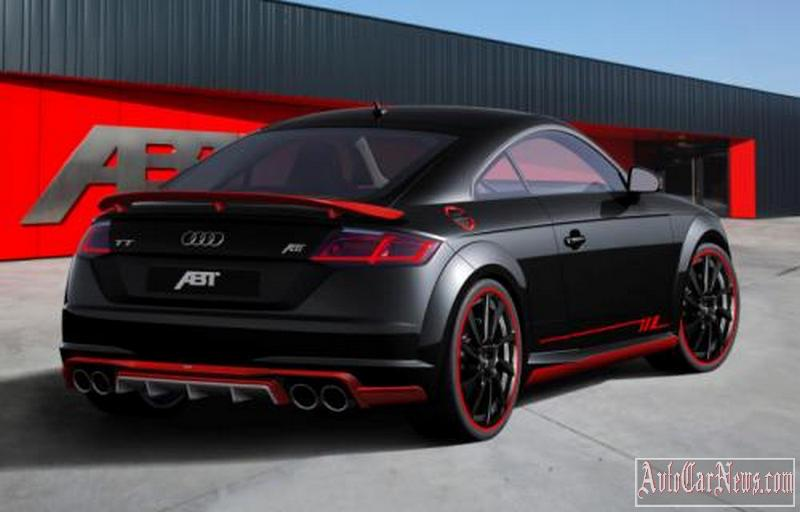 2015 Audi TT Coupe ot ABT Sportsline Photo