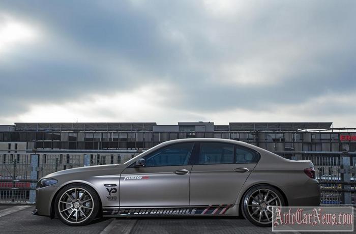 2015 BMW 550i PP-Performance Fostla Photo