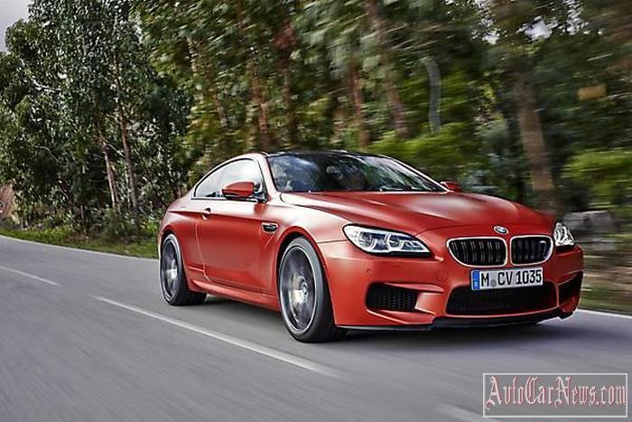 2015 BMW M6 Coupe Photos