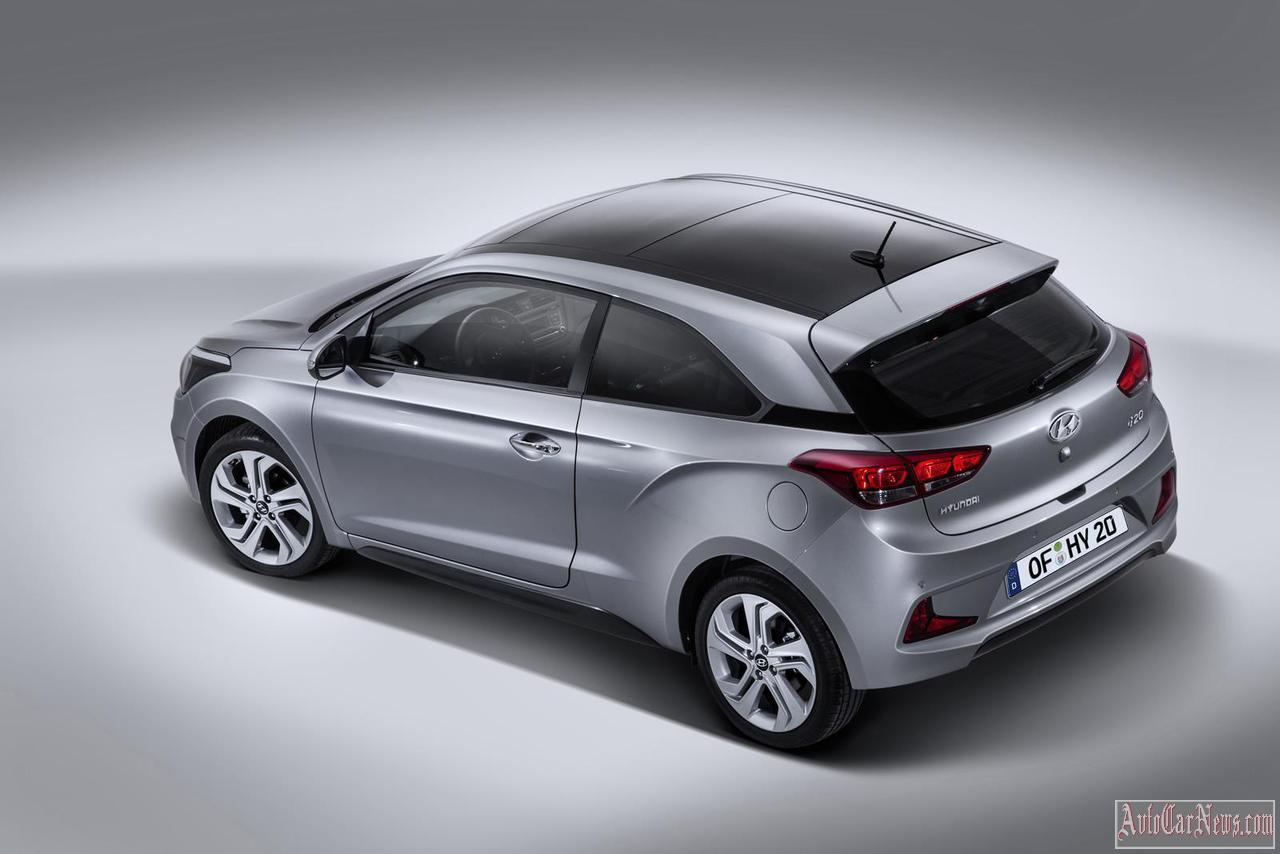 2015 Hyundai i 20 Coupe Photo