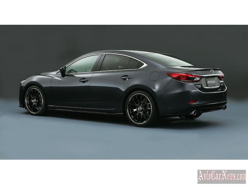 2015 Mazda Atenza Photo