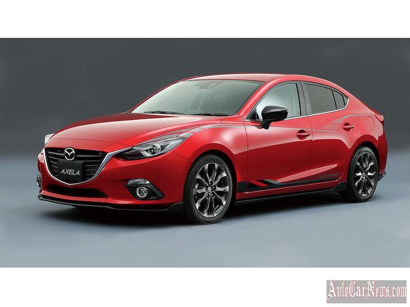 2015 Mazda Axela Photo