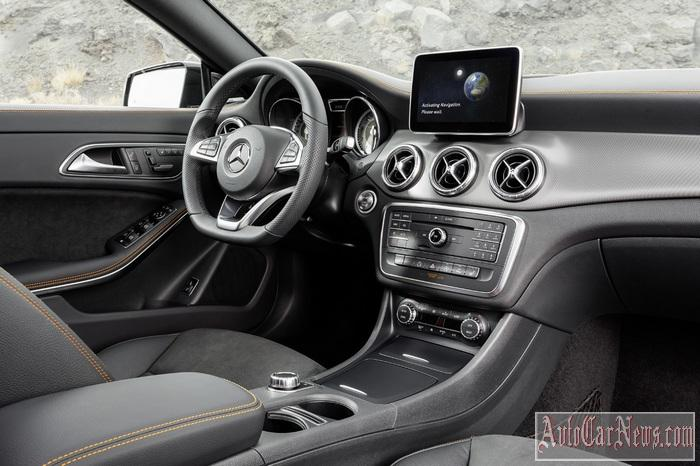 2015 Mercedes-Benz CLA Shooting Brake Photo