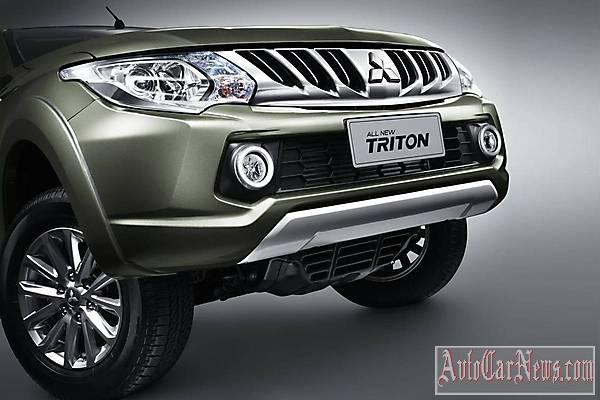 2015 Mitsubishi Triton V (L200) Photo