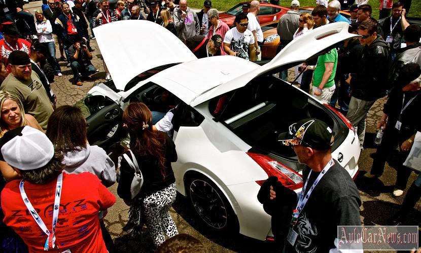 2015 Nissan 370Z Nismo Photo
