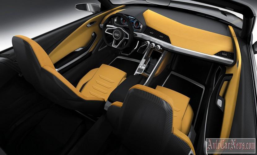 2016 Audi Q1 Crosslane Coupe Photos