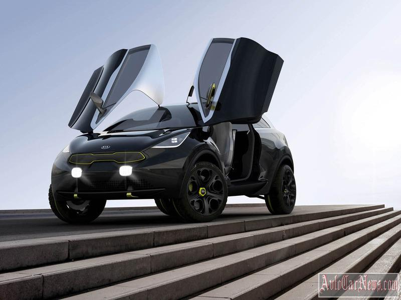 2016 Kia Niro Concept Photo