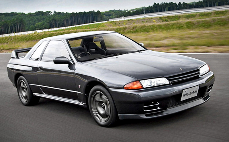 Nissan GT-R History Photos