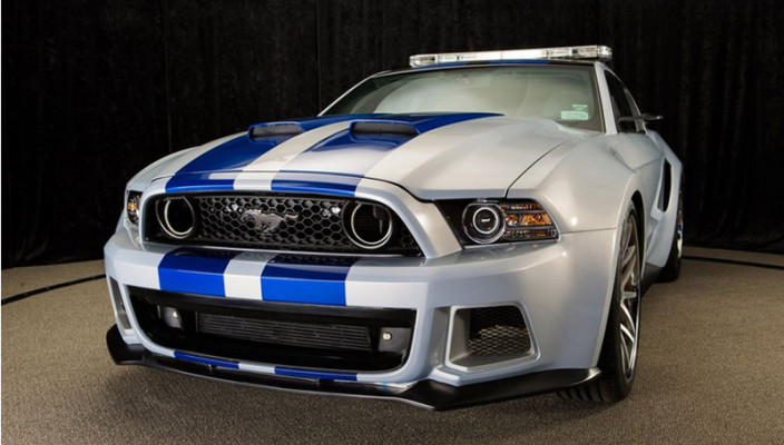 Ford Mustang Shelby GT500 NFS Photo