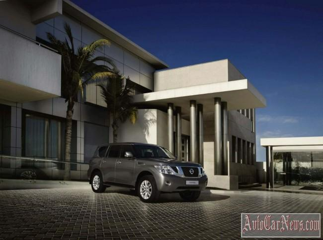 2014 Nissan Patrol VI Photo