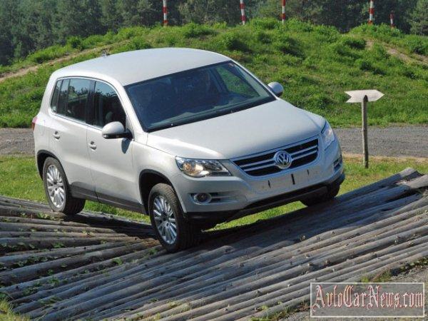 2014 Volkswagen Tiguan Photo