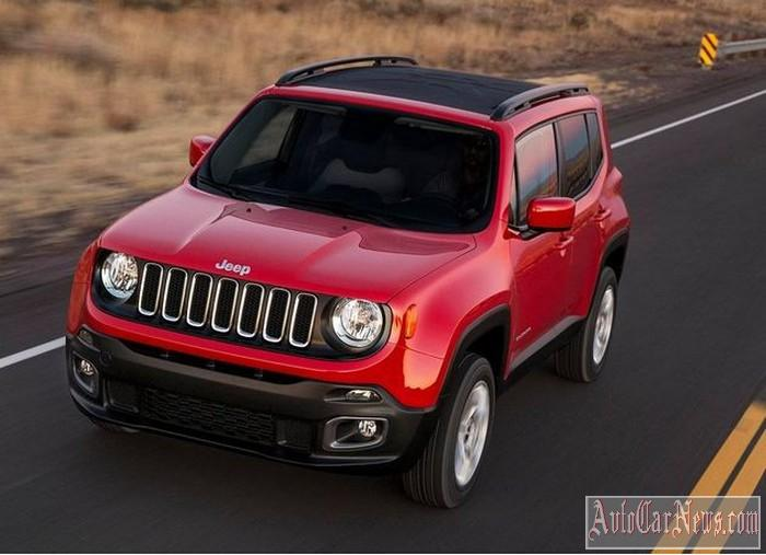 New 2015 Jeep Renegade Photo