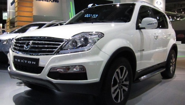 2015 SsangYong Rexton Photo