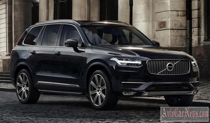 New 2015 Volvo XC-90 Photo