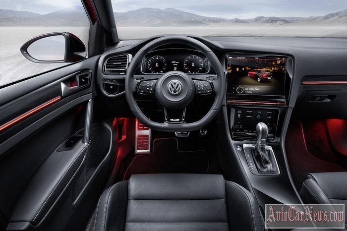 2015 Volkswagen Golf R Touch Concept Photo