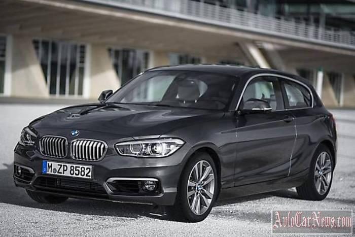 2015 BMW 1-Series 3-door Photo