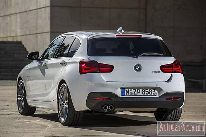 2015 BMW 1-Series Photo
